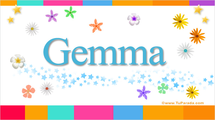 Gemma, imagen de Gemma