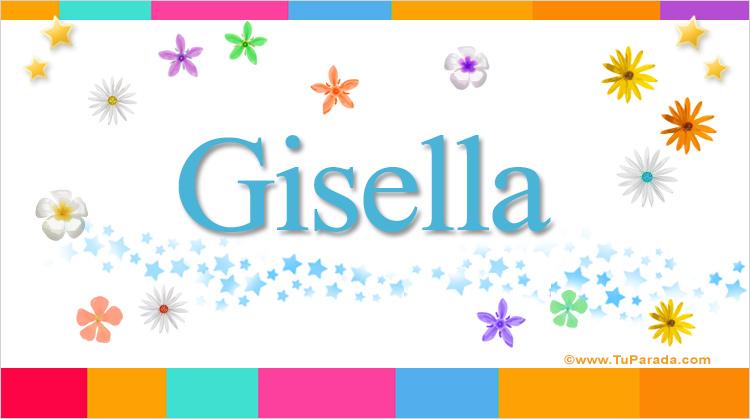 Gisella, imagen de Gisella