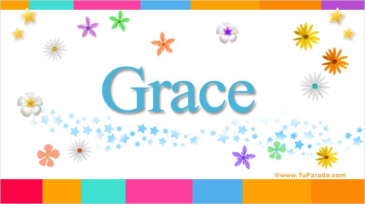 Grace, imagen de Grace