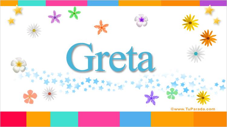 Greta, imagen de Greta