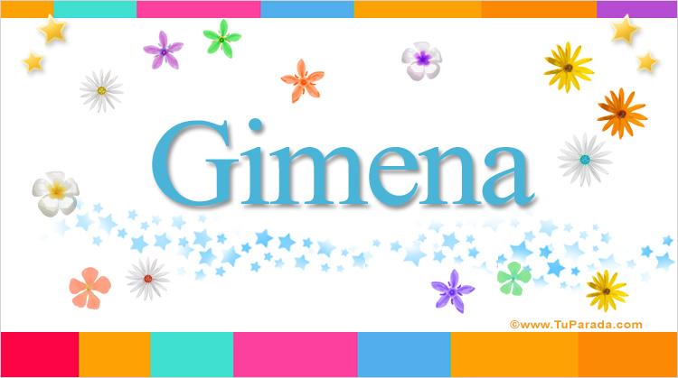 Gimena, imagen de Gimena