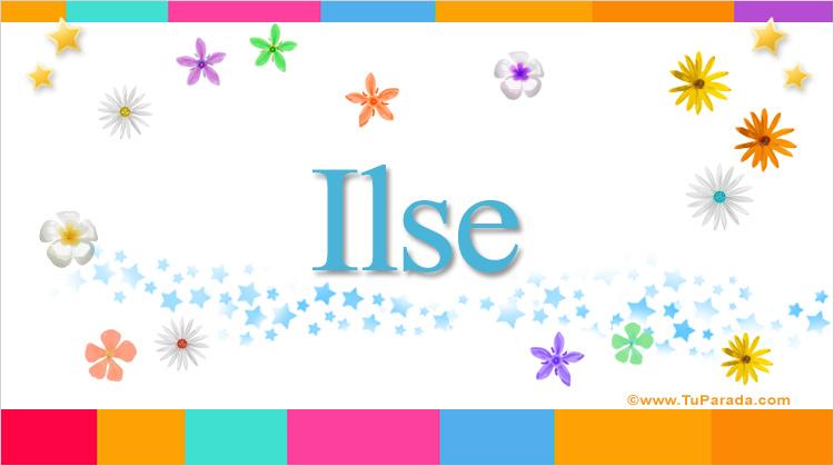 Ilse, imagen de Ilse