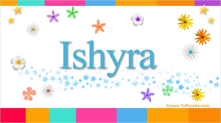 Ishyra, imagen de Ishyra