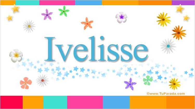 Ivelisse, imagen de Ivelisse
