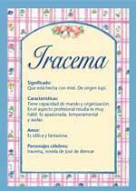 Nombre Iracema