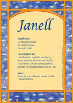 Janell