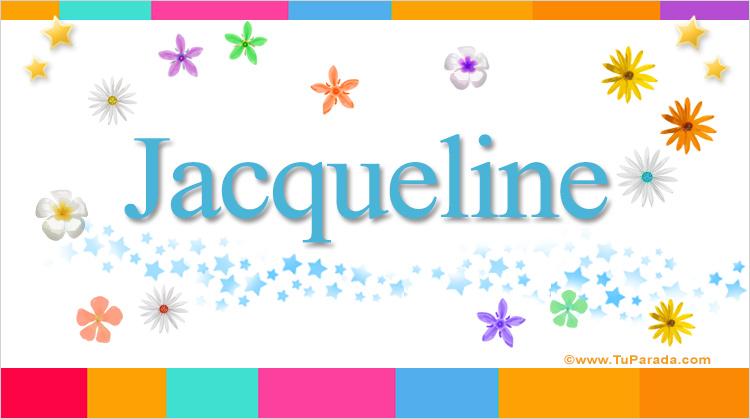 Jacqueline, imagen de Jacqueline