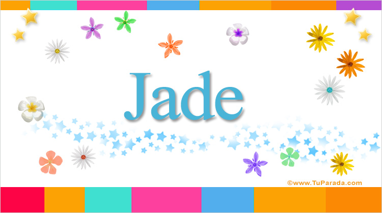 Jade, imagen de Jade