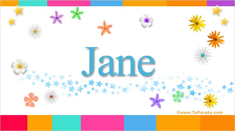 Jane, imagen de Jane