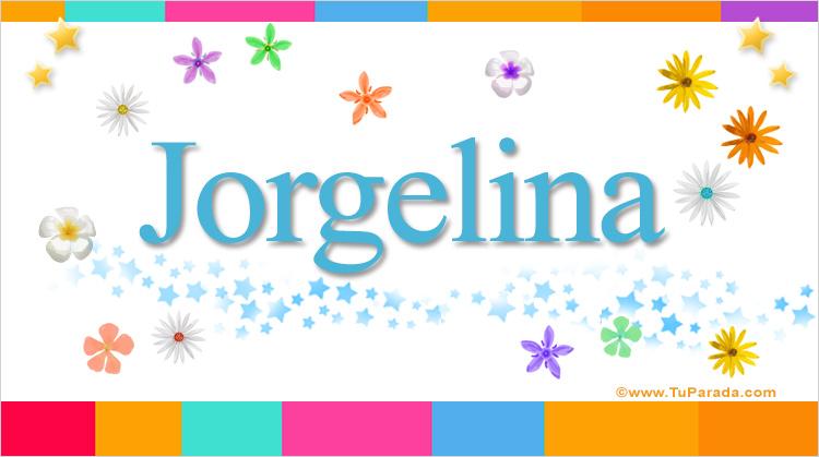 Jorgelina, imagen de Jorgelina