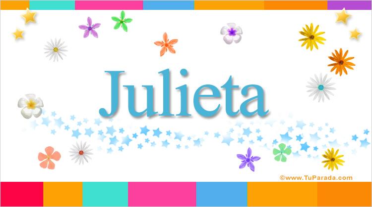 Julieta, imagen de Julieta
