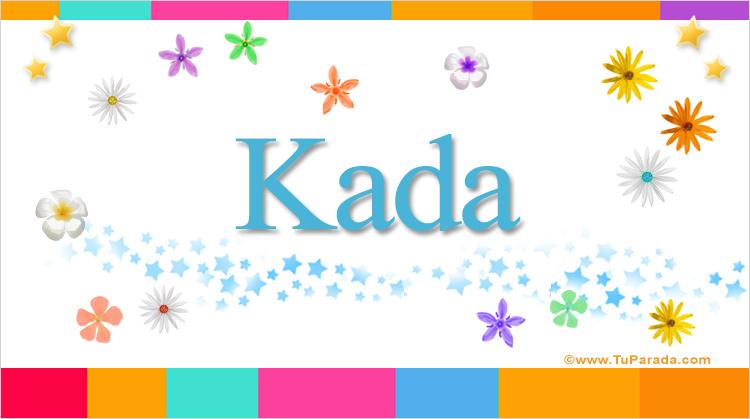 Kada, imagen de Kada