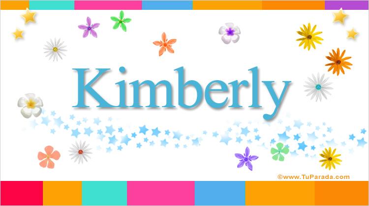 Kimberly, imagen de Kimberly