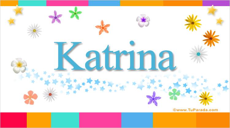 Katrina, imagen de Katrina