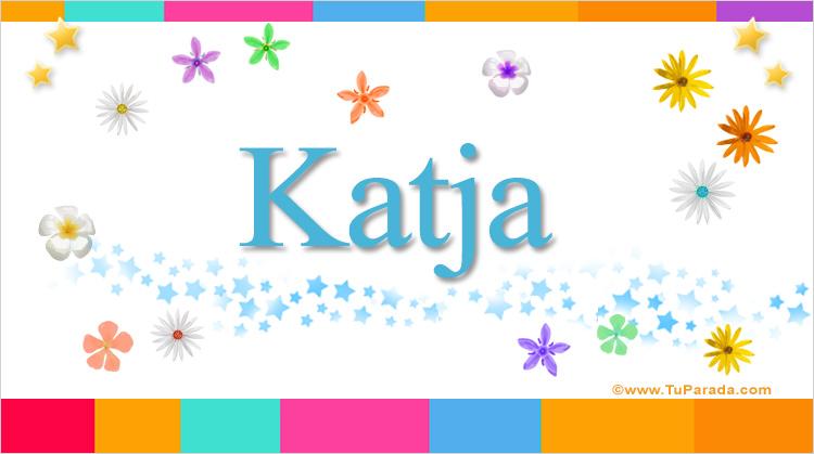 Katja, imagen de Katja