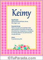 Keimy