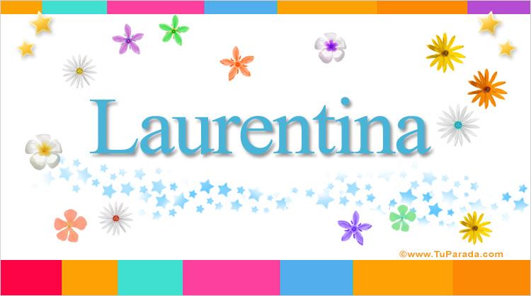 Laurentina, imagen de Laurentina