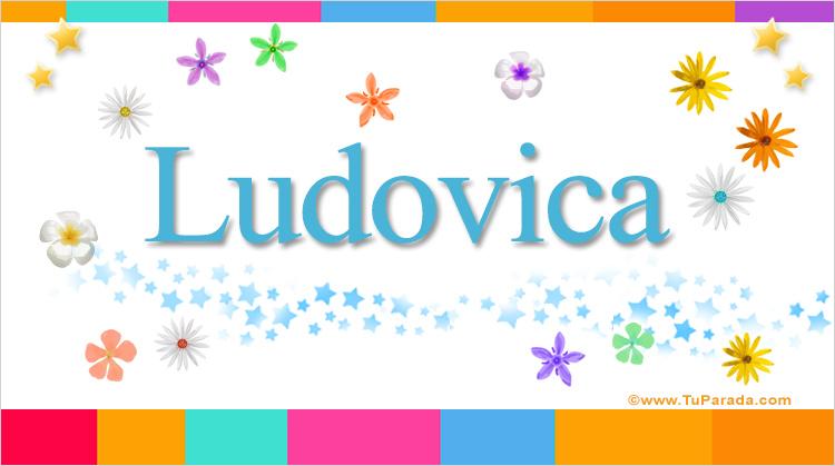 Ludovica, imagen de Ludovica