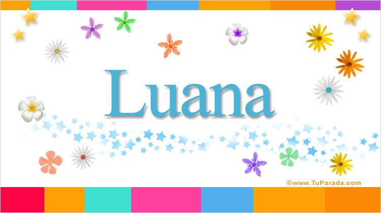 Luana, imagen de Luana