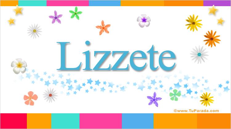 Lizzete, imagen de Lizzete