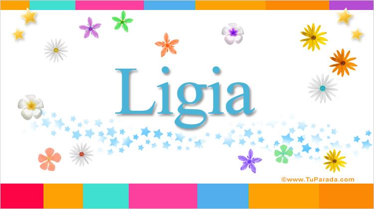 Ligia, imagen de Ligia