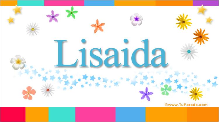 Lisaida, imagen de Lisaida