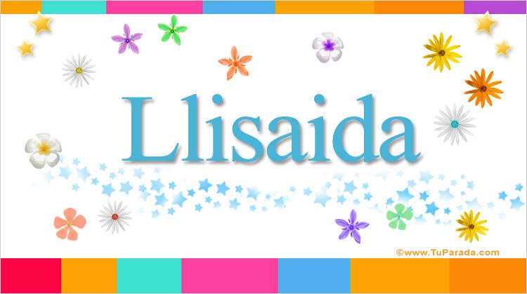 Llisaida, imagen de Llisaida