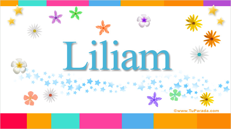 Liliam, imagen de Liliam