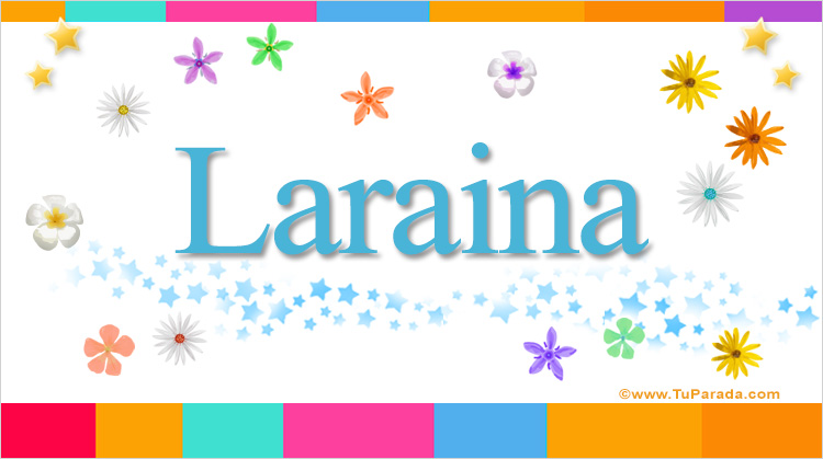 Laraina, imagen de Laraina