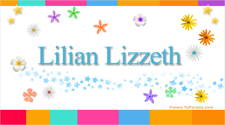 Lilian Lizzeth, imagen de Lilian Lizzeth