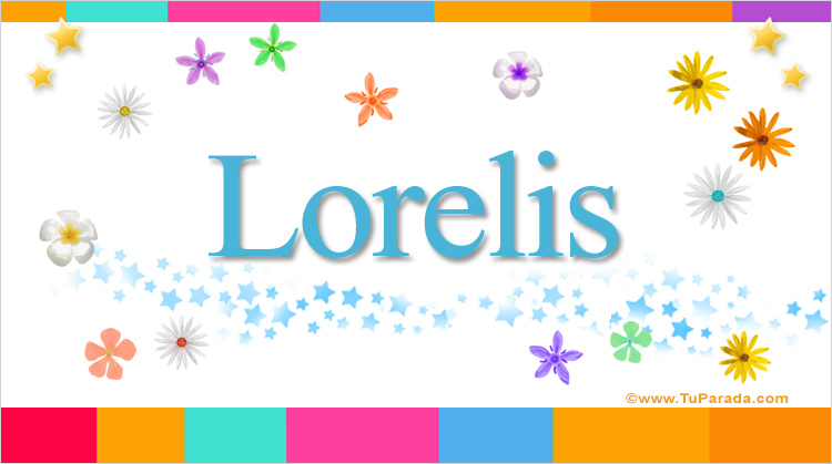 Lorelis, imagen de Lorelis