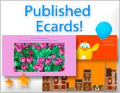 Ecards: Published ecards
