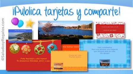 Tarjetas postales: Ecards-publicadas