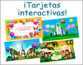 Tarjetas, postales: Ecards interactivas