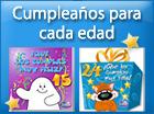 Tarjetas de Cumpleaños para cada edad
