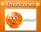 Tarjetas, postales: Emoticones