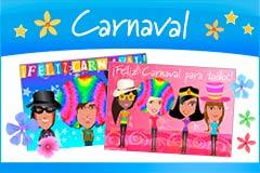 Tarjetas de  Carnaval