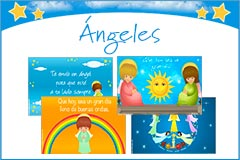 Tarjetas de Angeles