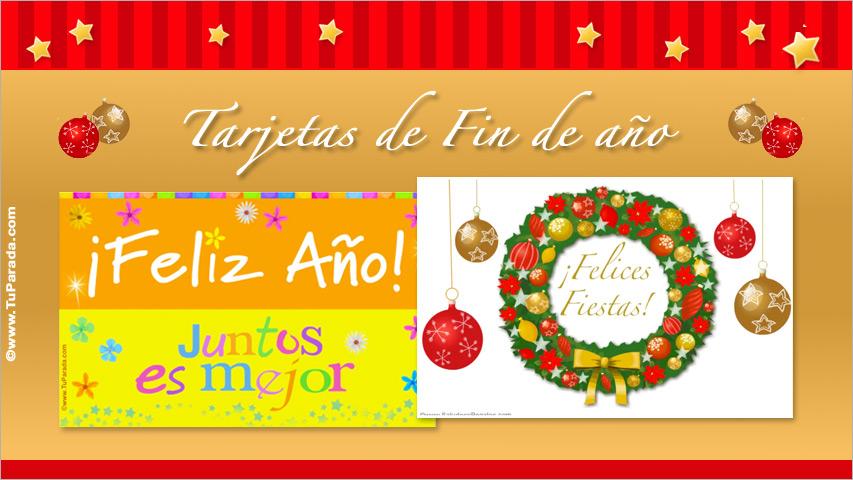 Tarjetas De Año Nuevo Postales De Feliz Año Nuevo Tarjetas