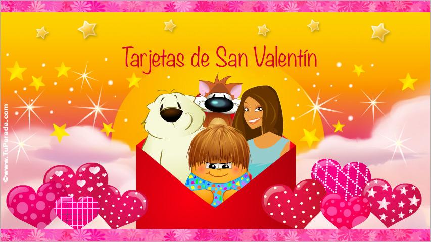 Ver fecha especial de Día de San Valentín