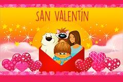 Tarjetas de San Valentín