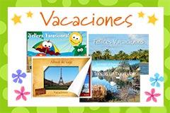 Tarjetas de Vacaciones