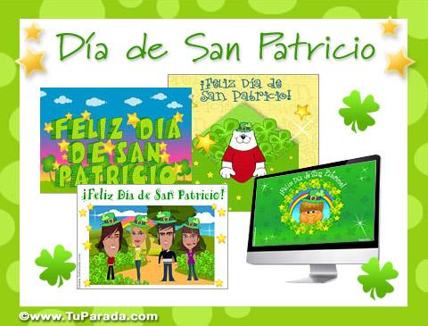 Ver fecha especial de Día de San Patricio