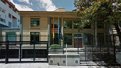 Embajadas en Colombia