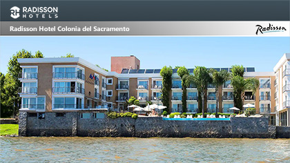 Hoteles en Uruguay