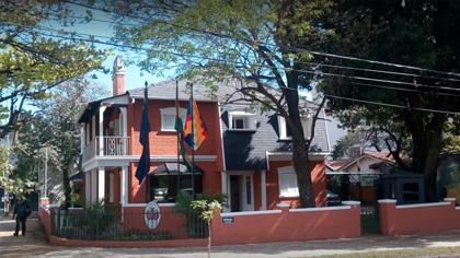 Embajadas en Paraguay