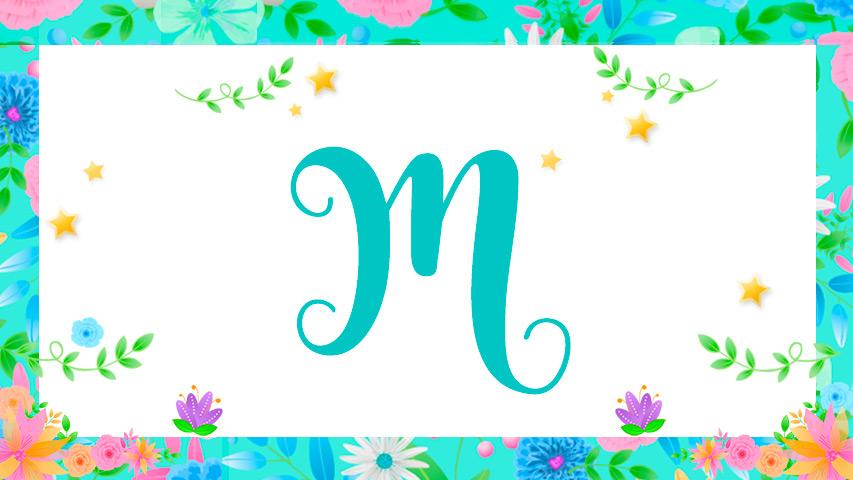 Nomes com M