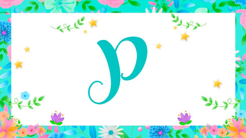 Nomes com P