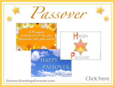 Passover ecards passover greeting cards greetings forver ecards of passover m4hsunfo