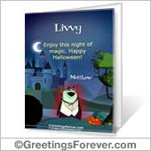 Ecards: Halloween cards